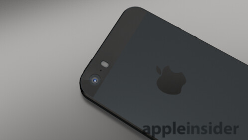 Apple iPhone 5S leak