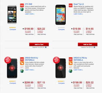 Verizon Edge is now an option for those upgrading to a new model