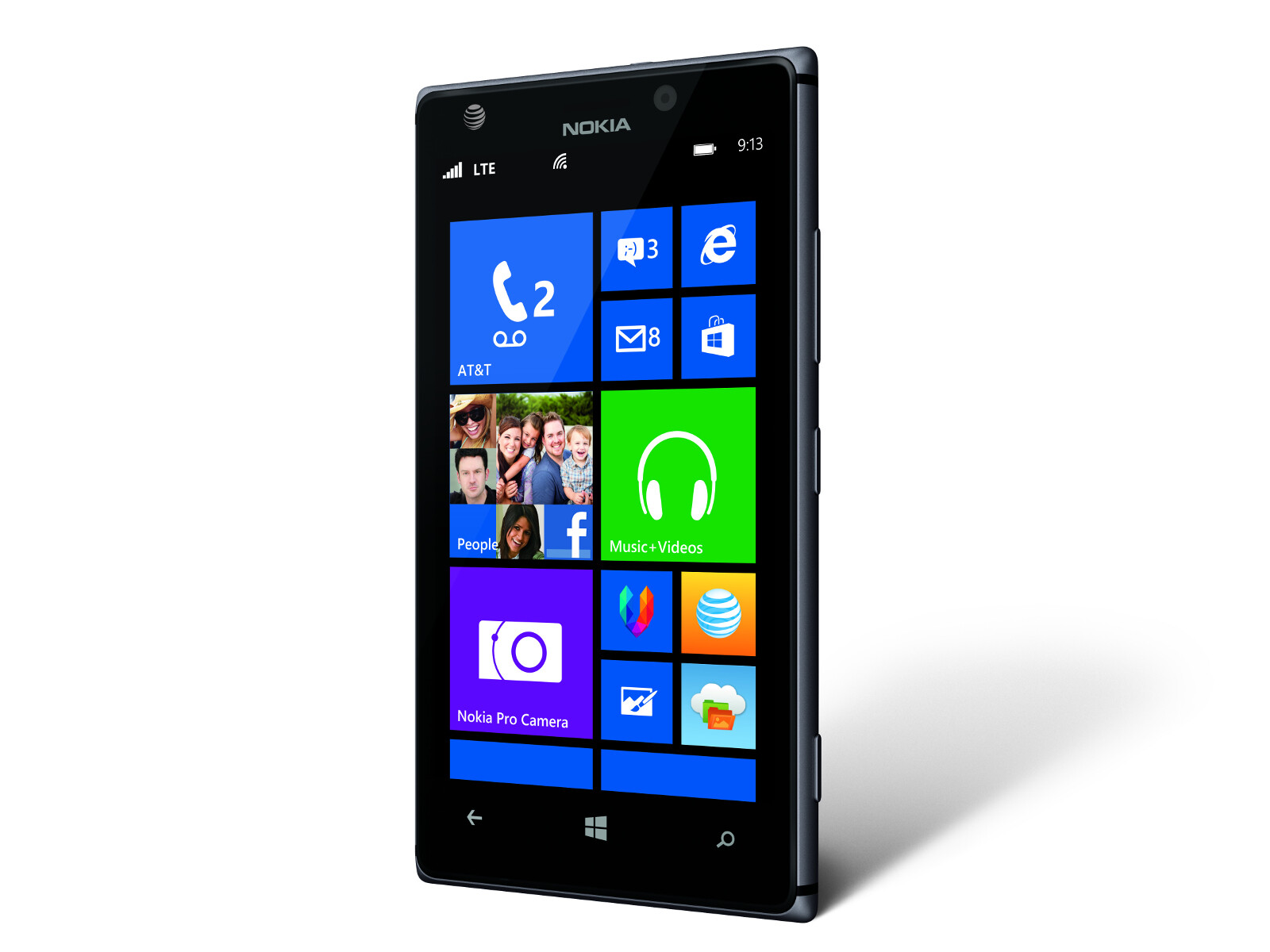 снимки с nokia lumia 925