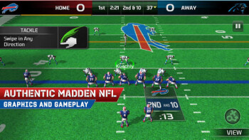 Madden 25 for iOS is available now and free-to-play