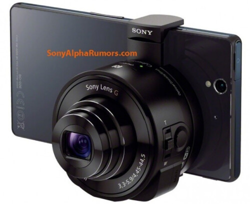 Sony Xperia Z1 and EspressOn Lens