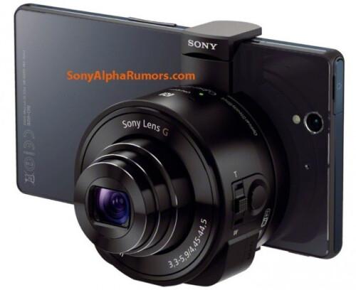 Sony Xperia Z1 and EspressOn Lens