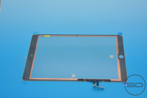 iPad 5 front panel leaks