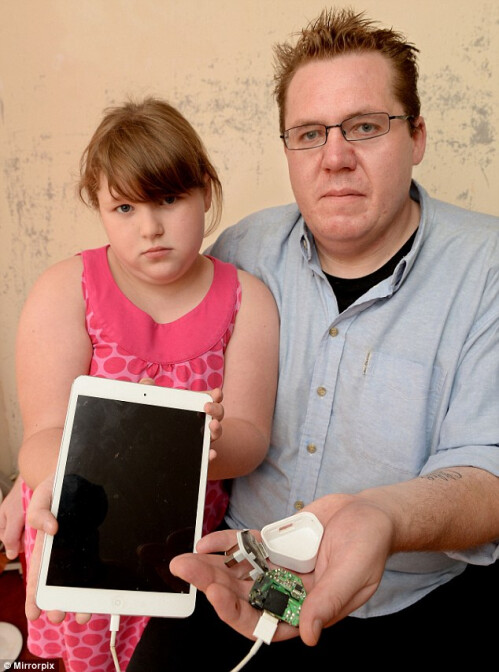 Apple iPad shocks 34 year-old U.K. man