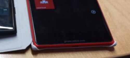 First Nokia Lumia 1520 Bandit screenshot surfaces