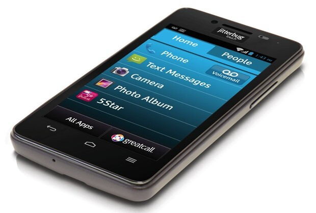 The Jitterbug Touch 2 - Jitterbug Touch 2 makes the smartphone experience easier for seniors