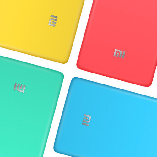 Xiaomi Red Rice with interchangeable covers