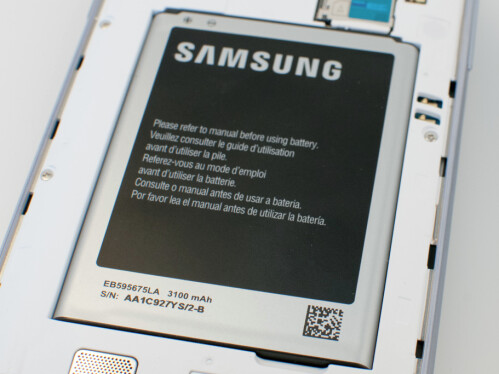 3450mAh battery