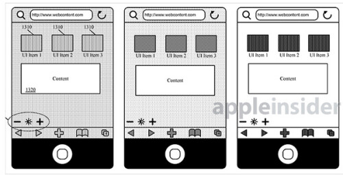 Two new Apple patent applications