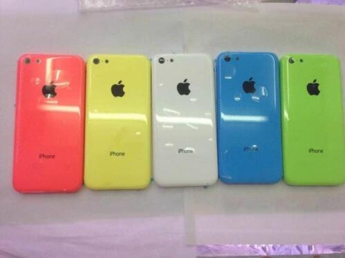 iPhone 5C photos