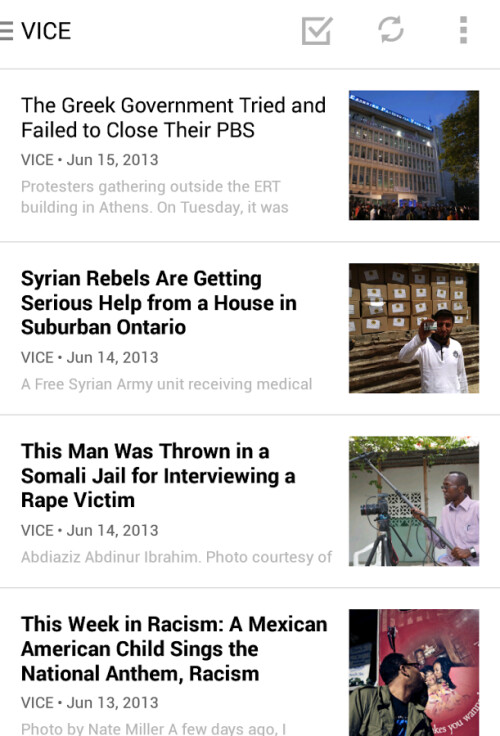Digg finally arrives on Android complete with good-looking Digg Reader