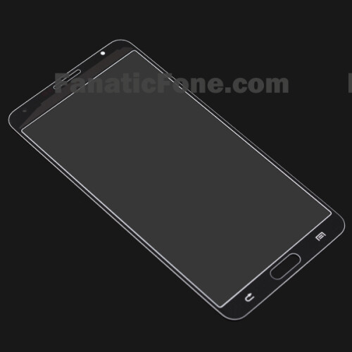 Samsung Galaxy S III front glass panel leaks out