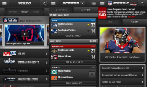 NFL Mobile - Android, iOS - Free