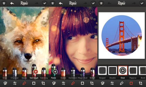 Repix - Android, iOS - Free