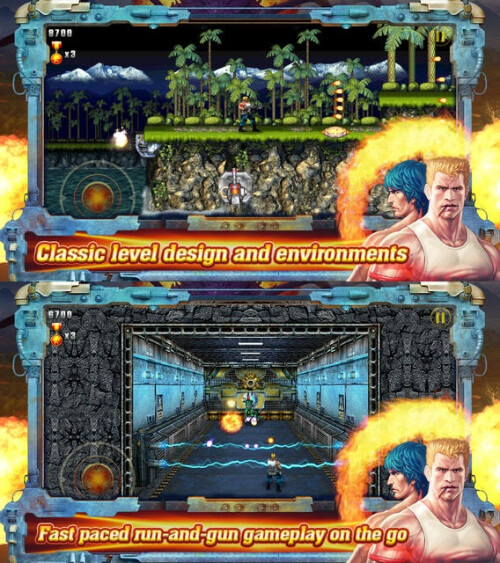 Contra: Evolution - Android, iOS - $0.99