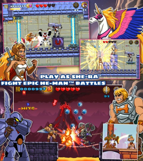 He-Man - Android, iOS - $0.99