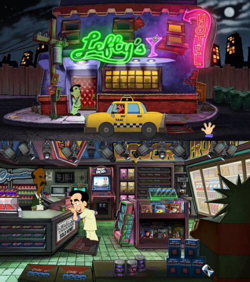 Leisure Suit Larry: Reloaded - Android, iOS - Free/$4.99