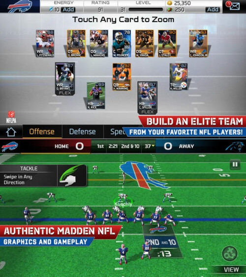 Madden NFL 25 - iOS - Free