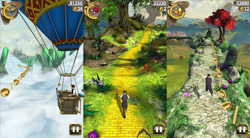 Temple run free download