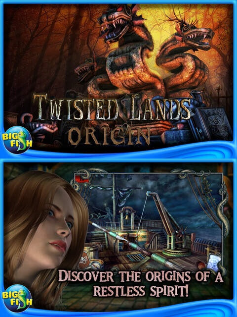 Twisted Lands: Origin - Android, iOS - $1.99