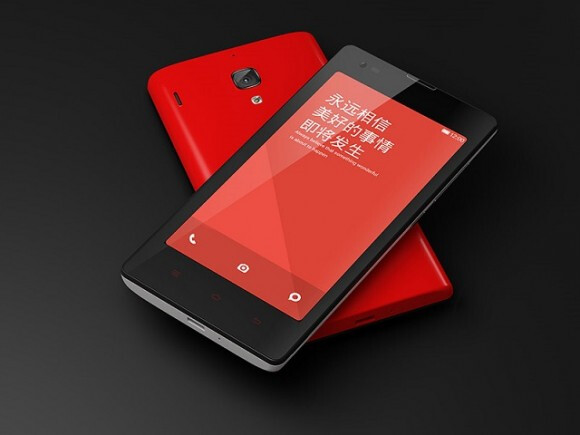 The $130 Xiaomi Red Rice - Xiaomi Red Rice materials cost just $85, quad-core phone priced at $130