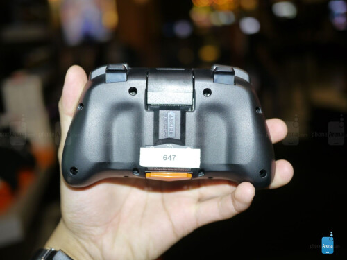 MOGA Hero Power Controller hands-on
