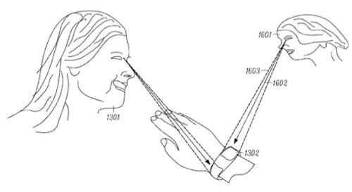 Motorola files patent for smartwatch