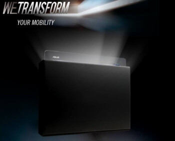 ASUS teases the new Transformer Pad