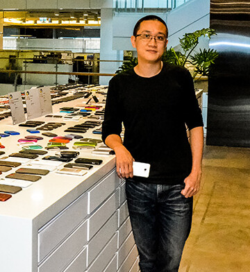 HTC VP of Product Design Thomas Chien, now in custody - HTC Design team busted for stealing trade secrets