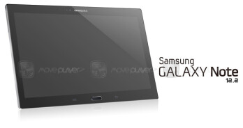 Samsung Galaxy 12.2 tablet image leaks
