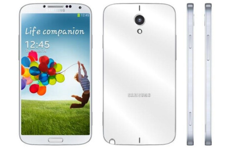 Previous Note 3 render