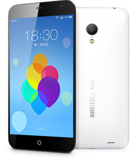 Meizu MX3 press photos and camera samples