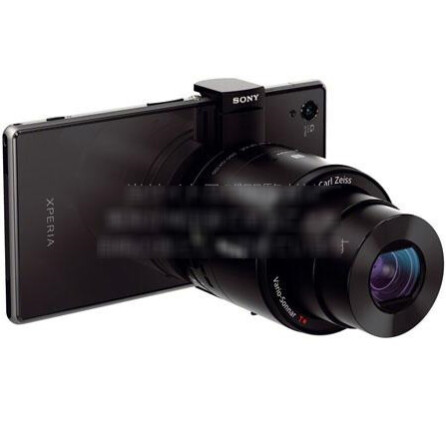 Sony Smart Shot interchangeble lens