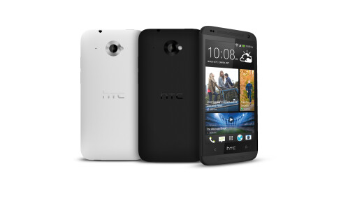 HTC Desire 601 to come in white, black and red