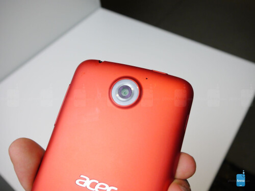 Acer Liquid S2 Hands-on