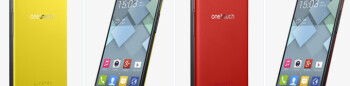 "Alcatel lifts cover off new Android flagship: 5"" razor thin One Touch Idol X"