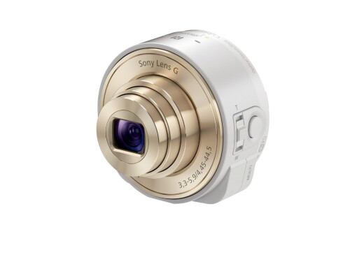 Official Sony Cyber-shot DSC-QX10 product images