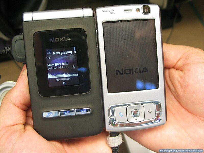 Nokia 2006 - Ny Page2 Studio Open Phonearena