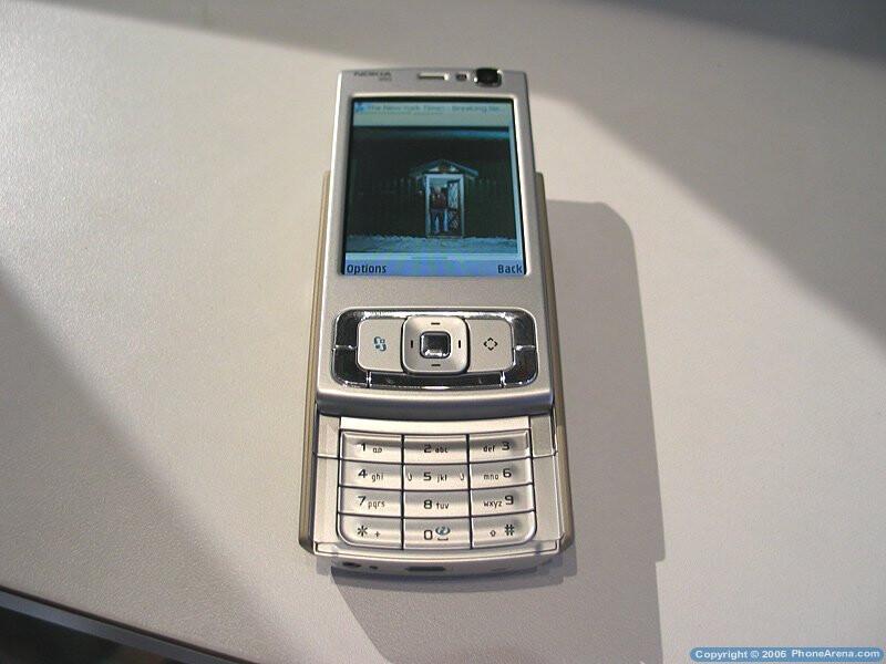 Nokia Open Studio NY 2006