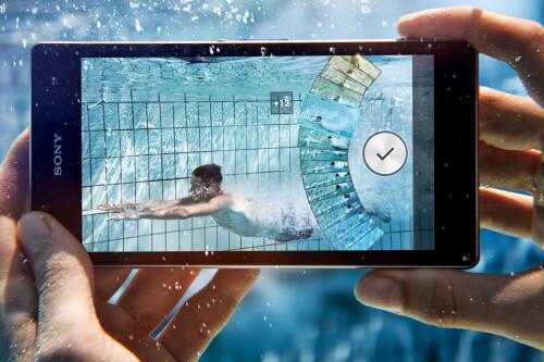 Sony Xperia Z1 is here! Thin waterproof cameraphone boasts 20 MP sensor