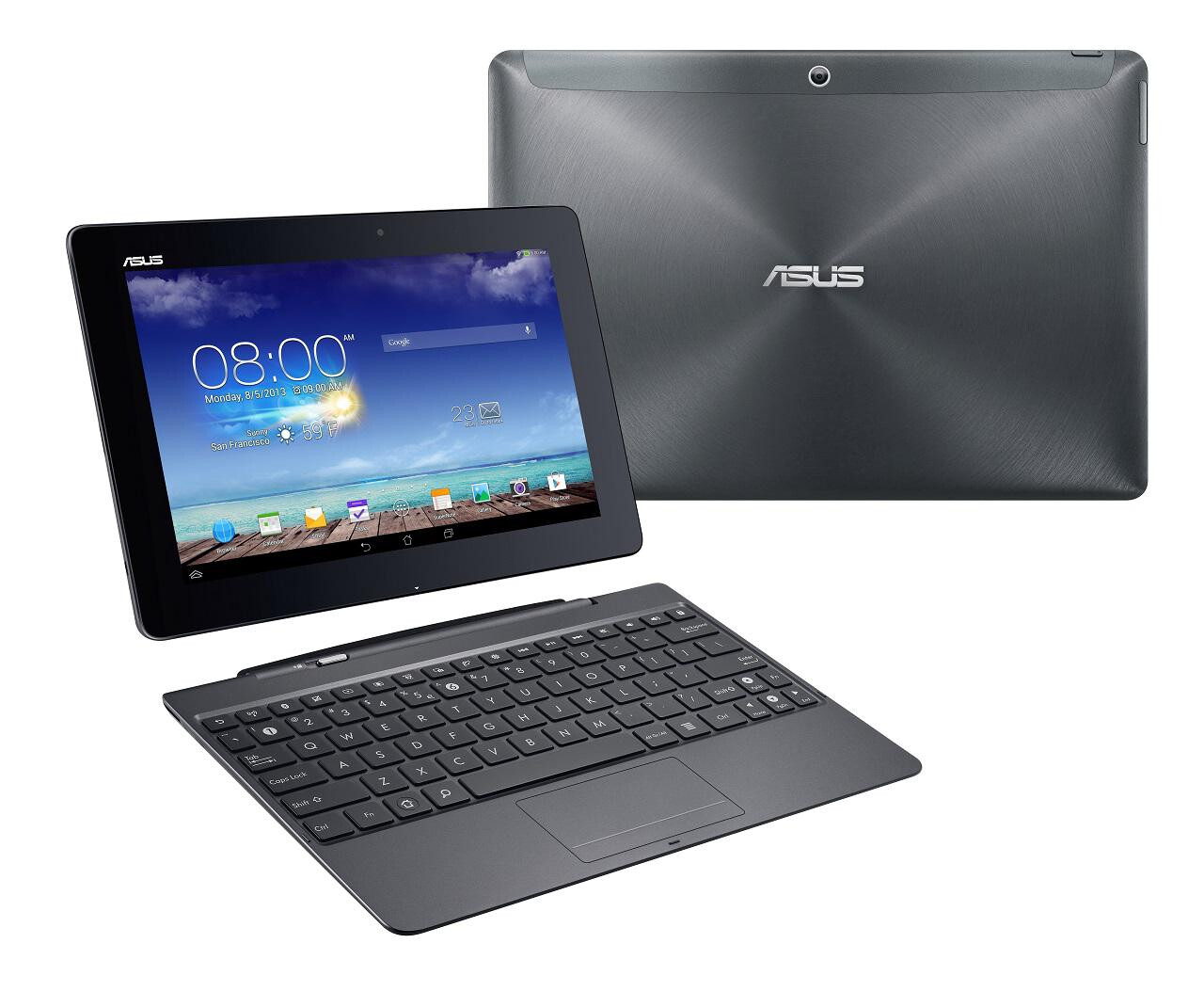 The Asus Transformer Pad Tablet