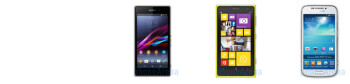 Sony Xperia Z1 vs Nokia Lumia 1020 vs Samsung Galaxy S4 Zoom: which cameraphone would you get?