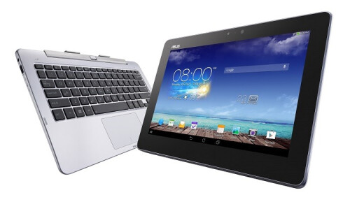 ASUS Transformer Book Trio is a dual-boot Android/Windows 8 ultraportable hybrid