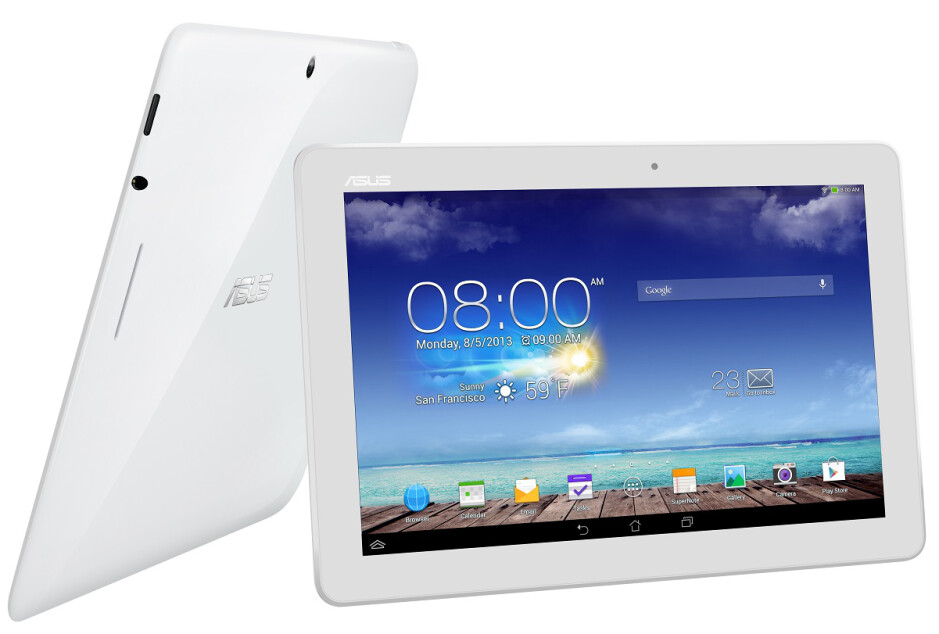 ASUS unveils the affordable MeMO Pad 8 and MeMO Pad 10 tablets