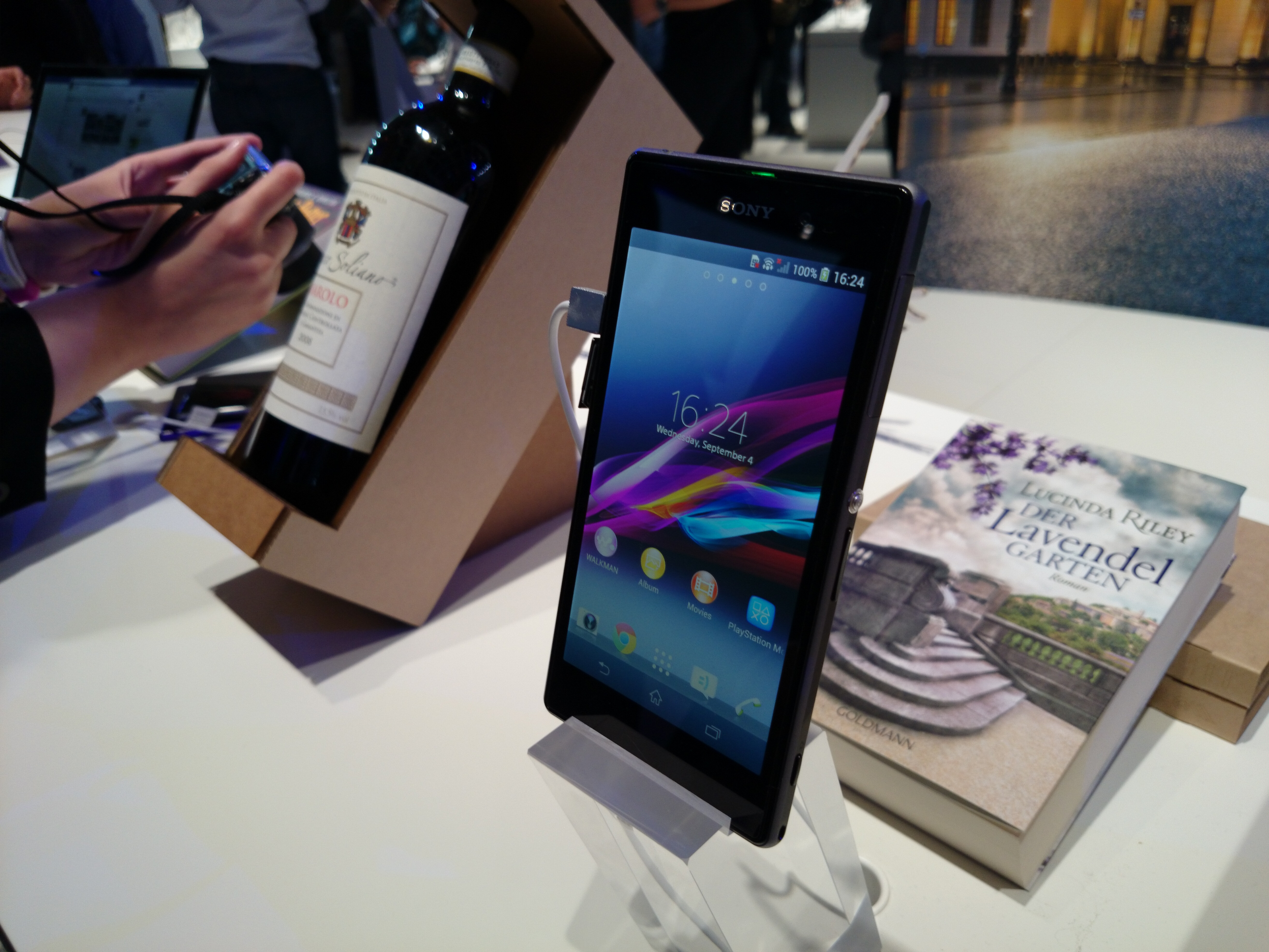 Sony Xperia Z1 photo and video samples show off its 20.7MP ...