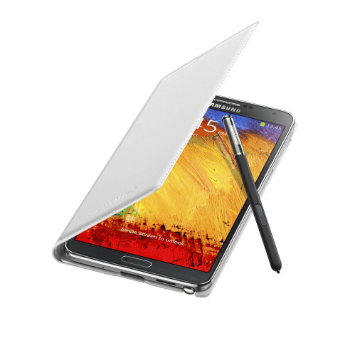 Samsung Galaxy Note 3 enters the phablet ring