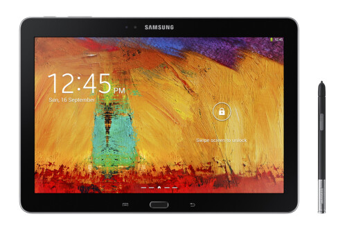 Samsung announces Galaxy Note 10.1 (2014 edition) with free content