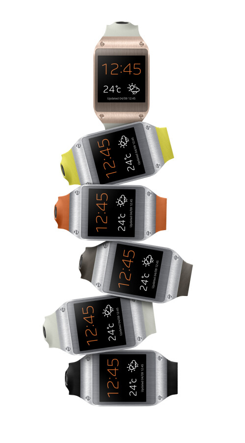 Samsung announces the Galaxy Gear smartwatch: a companion to your Note 3 for $299