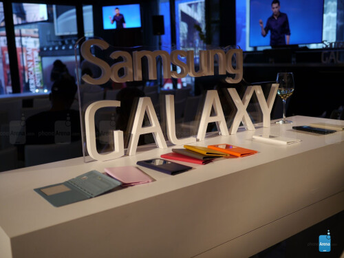 Samsung Galaxy Note 3 hands-on photos