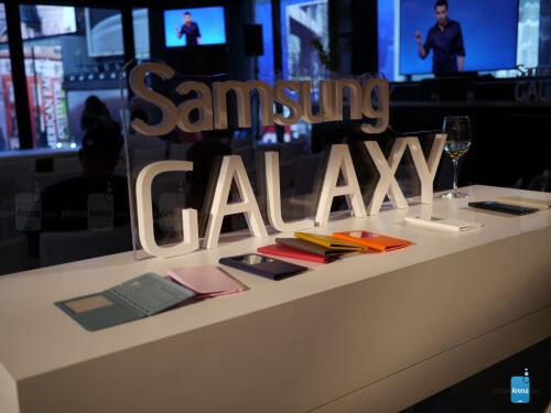 Samsung Galaxy Note 3 hands-on photos
